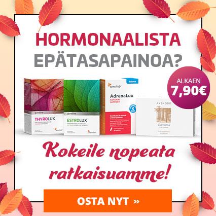 Hormonit kuukausi