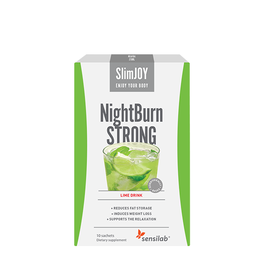 NightBurn STRONG Gėrimas