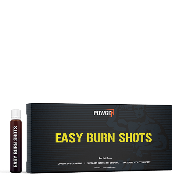 Easy Burn Shots