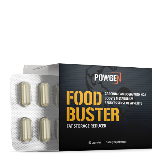 FOOD BUSTER Fat Storage Reducer
