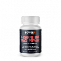L-carnitina Max Power
