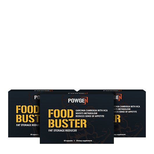Food Buster 1+2 GRATIS