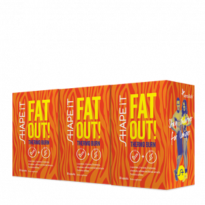 Fat Out! Thermo Burn Kapseln 1+2 GRATIS