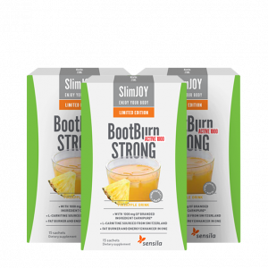 BootBurn STRONG Active 1000 Limited Edition 1+2 GRATIS