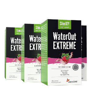 4x WaterOut Extreme