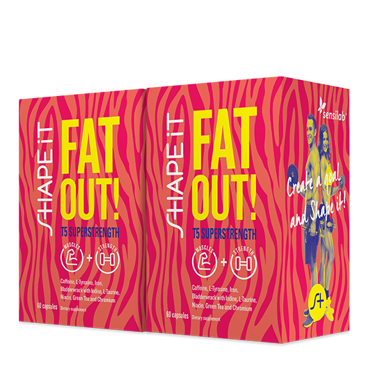 Fat Out! T5 Superstrength 1+1 GRATIS