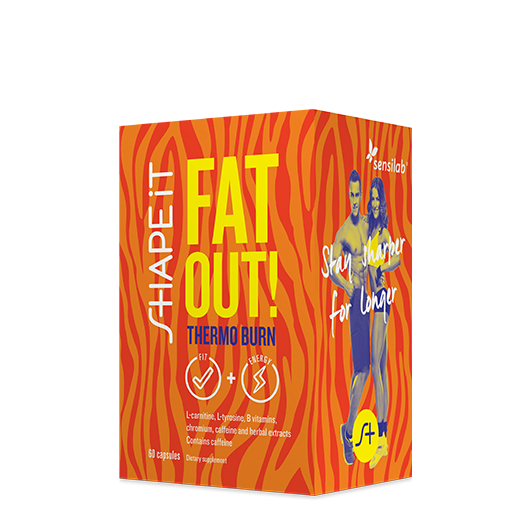 Fat Out! Thermo Burn Kapseln