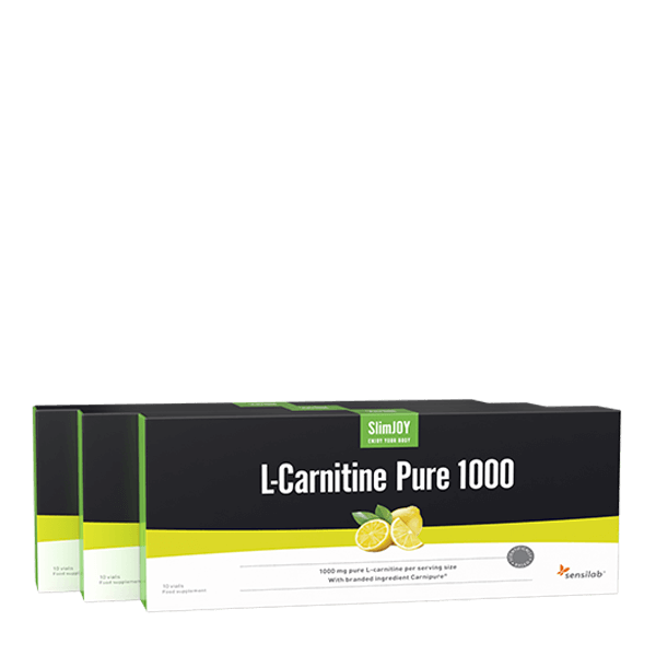 L-Carnitine Pure 1000 Shots 1+2 GRATIS