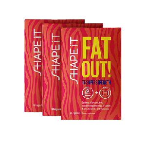 Fat Out! T5 Superstrength: Compra 1, LEVA 3