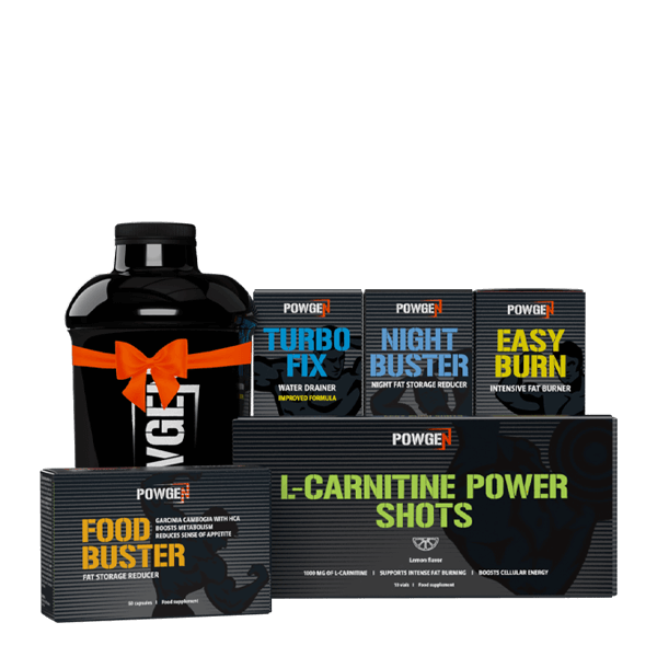 Complete Weight-Loss Bundle + FREE Shaker