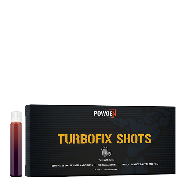 TurboFix Shots (NOVINKA)