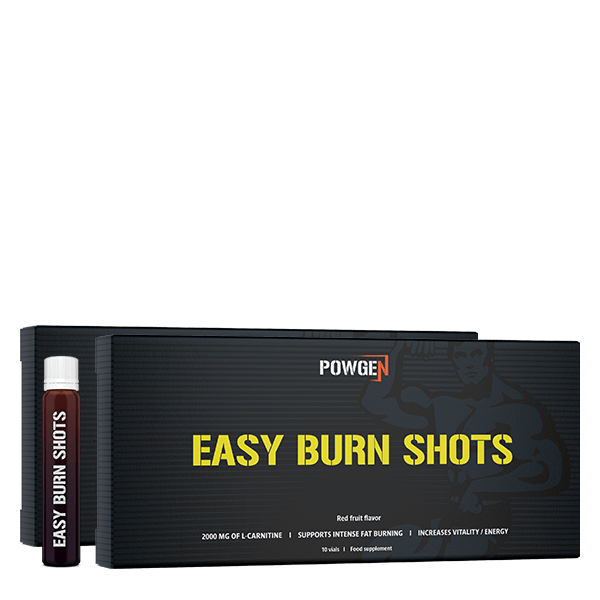 Chupitos Easy Burn 1+1 GRATIS