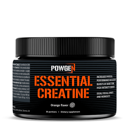 Essential Creatine Monohydrate