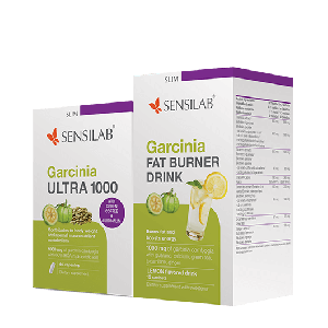 Garcinia ULTRA + Fat Burner Drink GRATIS