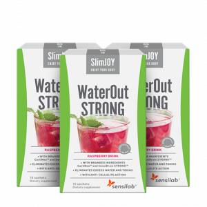 WaterOut STRONG 1+2 GRATIS
