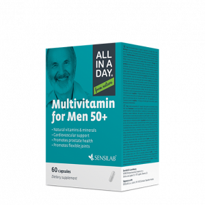 ALL IN A DAY Multivitamina per uomini 50+