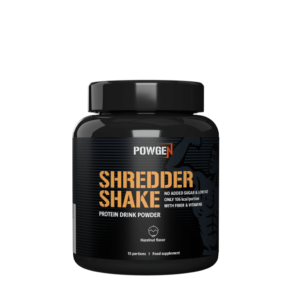 POWGEN Shredder Shake