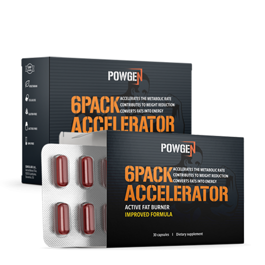6Pack Accelerator Improved 1+1 GRATIS