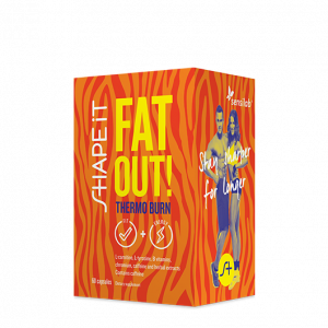 Fat Out! Thermo Burn -Kapselit