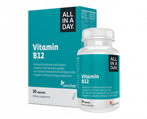 ALL IN A DAY Vitamin B12