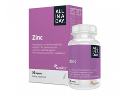 ALL IN A DAY Zinc