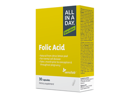 ALL IN A DAY Folic Acid