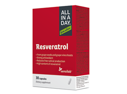 ALL IN A DAY Resveratrol