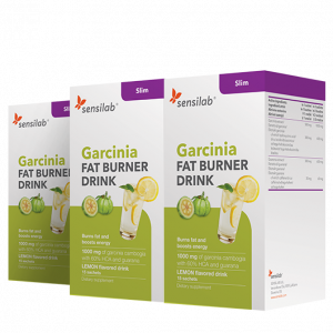 Garcinia Fat Burner Drink 1+2 GRATIS