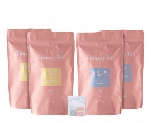 2x Daily Kick & Sleep Tight Tea - Special offer!