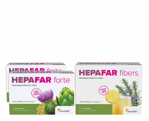 Hepafar - 1-month Bundle