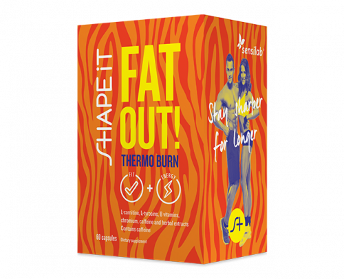Fat Out! Thermo burn capsules