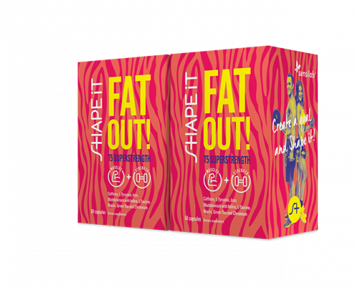 Fat OUT T5 SUPERSTRENGTH 1+1 FREE