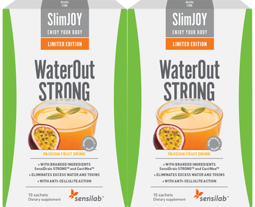 LIMITED EDITION! WaterOut STRONG Tropical 1+1 FREE