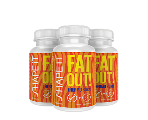 Fat Out! Thermoburn 1+2 FREE