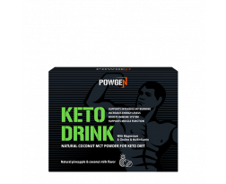 Keto Drink with natural coconut MCT powder -25%