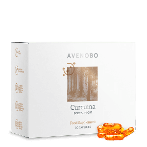 AVENOBO Curcuma - Premium Turmeric Supplement