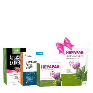 Zero Cellulite Bundle + GIFT: Liver Cleanse Tea