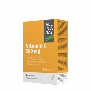 ALL IN A DAY Vitamin C 500 mg -20%