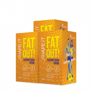 Fat Out! Thermo Burn drink 1+2 FREE