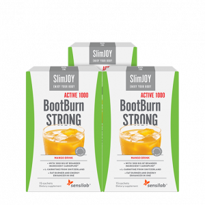 BootBurn STRONG Active 1+2 FREE