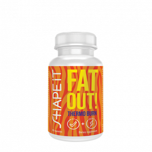 Fat Out! Thermoburn capsules