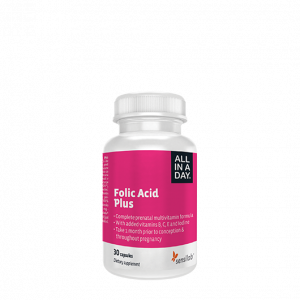 ALL IN A DAY Folic Acid Plus