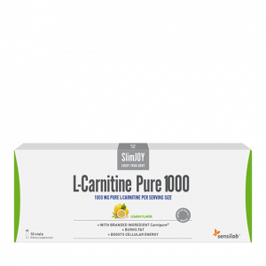 NEW! L-Carnitine Pure 1000