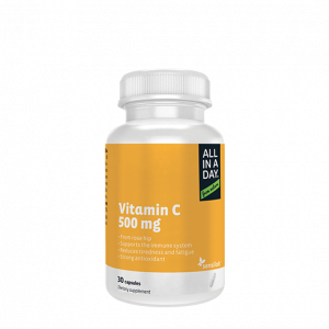 Rose hip Vitamin C 500 mg -20%