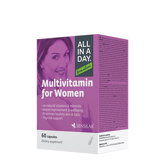 ALL IN A DAY Multivitamin for Women