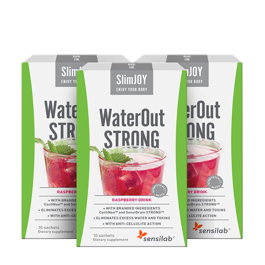WaterOut STRONG Trio