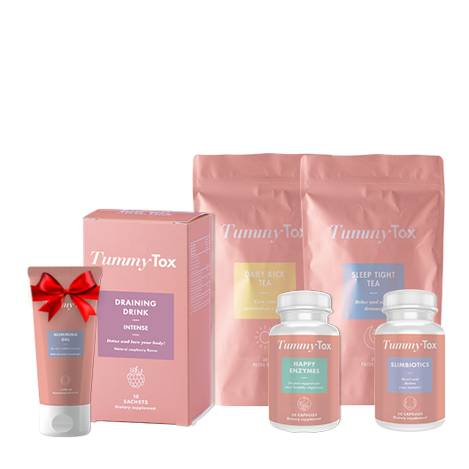 Slim Detox + Slimming gel GRATIS