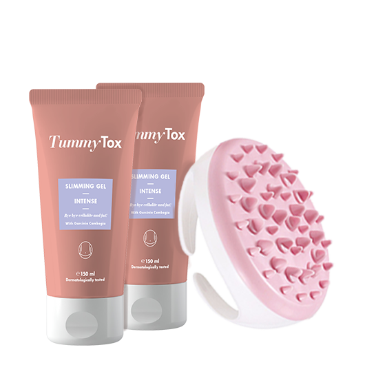 2x Slimming Gel + Fat Breaker GRATIS