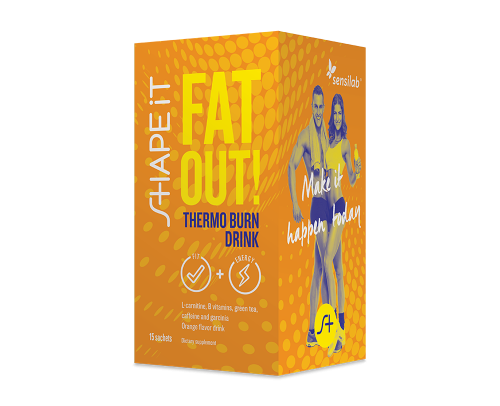 Fat Out! Thermo Burn napitek