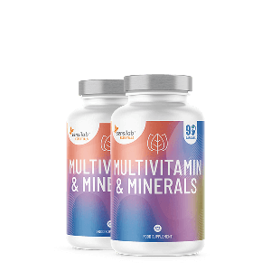 Essentials Multivitamin & Minerals 1+1 GRATIS